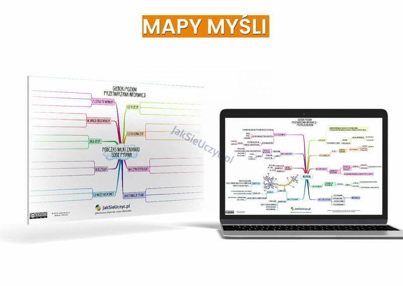 Jak się uczyć Mapy Myśli