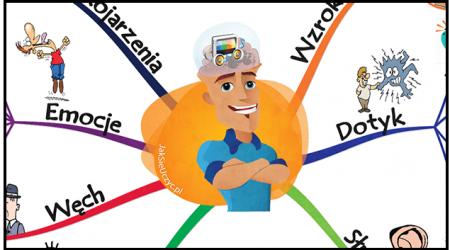 wizualizacja mapa myśli