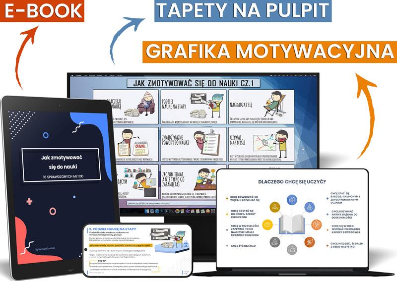 Jak zmotywować się do nauki 18-metod Ebook