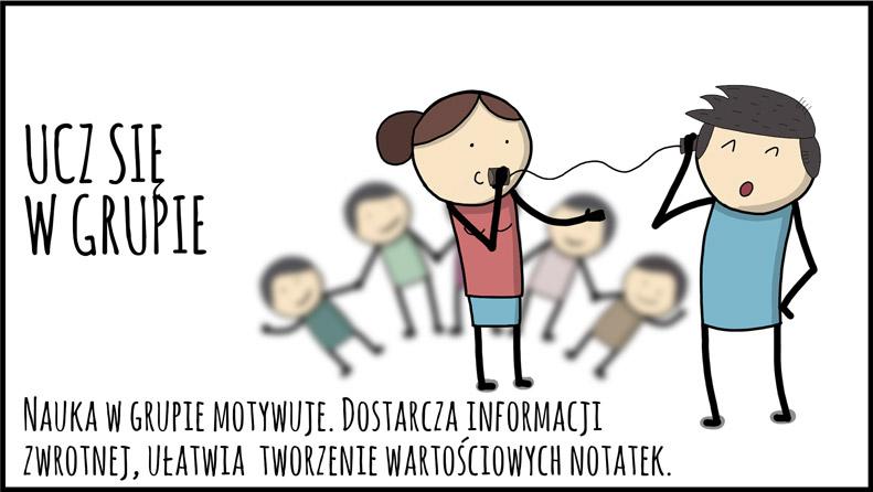 Ucz sie w grupie
