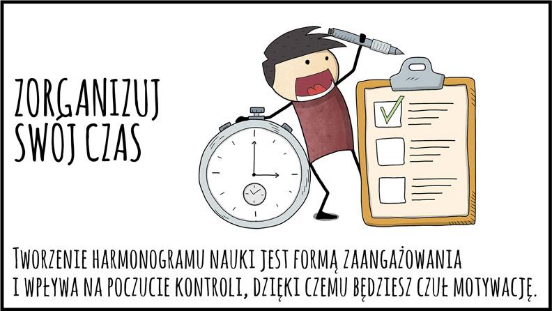 Zorganizuj swój czas
