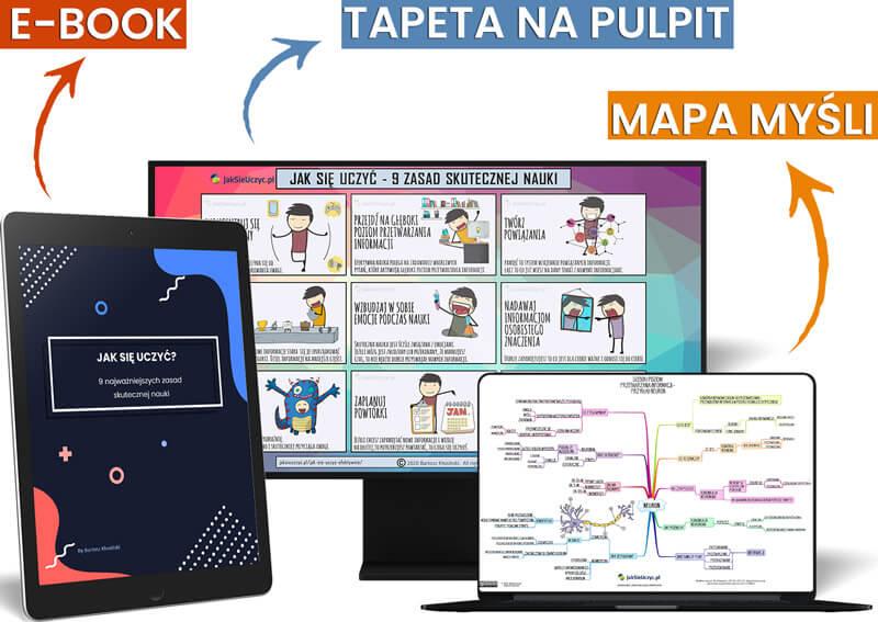 Jak sie uczyc Ebook